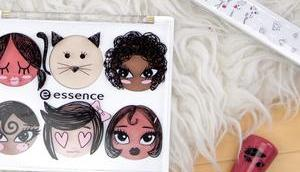 """essence lovely little things"""" Limited Edition Haul Swatch"""