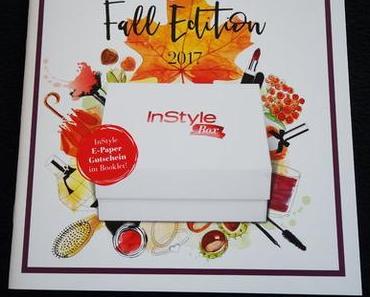 """Die """" Instyle Box """" Herbst"""
