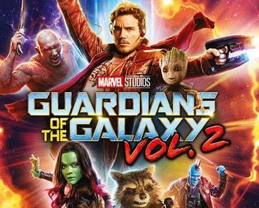 Guardians of the Galaxy Vol. 2 Gewinnspiel