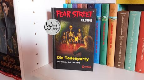 [REVIEW] R. L. Stine: Die Todesparty (Fear Street, #51)