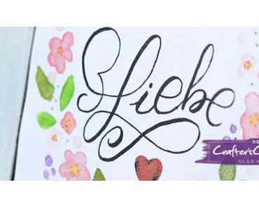 Handlettering with Crafter's Companion