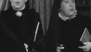 Filme ohne Farbe: ARSEN SPITZENHÄUBCHEN (1944) Cary Grant
