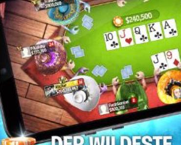 Poker Apps für Iphone/IOS