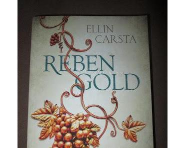 Der Gewinner der Verlosung zu Rebengold von Ellin Carsta