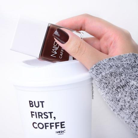 Nails Inc | Caffeine Hit Kollektion