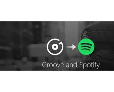 Microsoft beendet Streaming-Dienst Groove