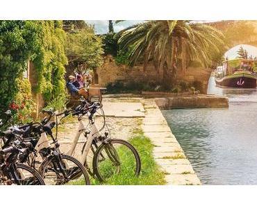 Neu in 2018: Die Landpartie startet mit reinen E-Bike-Reisen: Acht Europa-Ziele per E-Bike