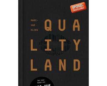 Marc-Uwe Kling: QualityLand (dunkle Edition)