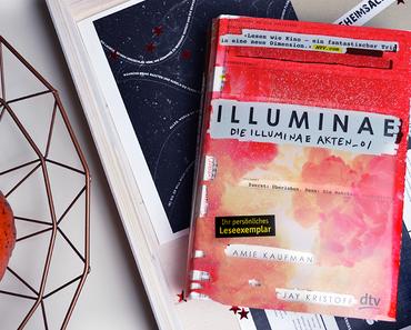 Illuminae. Die Illuminae-Akten_01 von Jay Kristoff und Amie Kaufman