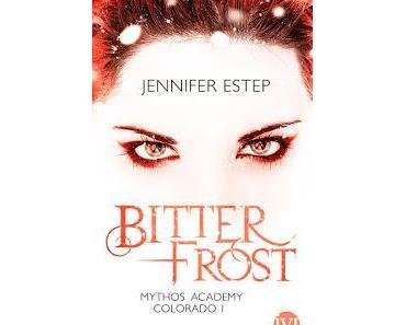 [Rezension] Mythos Academy Colorado, Bd. 1: Bitterfrost - Jennifer Estep