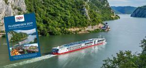 Nicko Cruises Investor kündigt Elektro Flussschiff an!