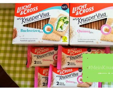 Leicht & Cross – Mein KnusperViva