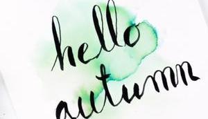Herbstbasteln: Ideen, ausprobieren müsst