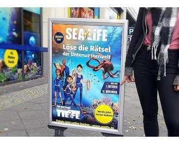 Entdecke die Abenteurer der Tiefsee im SEA LIFE und werde zum Junior-Nekton (Werbung inklusive Gewinnspiel)