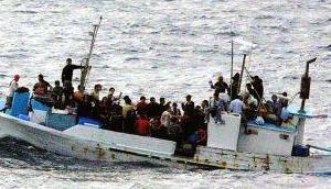 Kein Grenzschutz bedeutet unweigerlich Flutung menschlichen Überproduktion arabischen afrikanischen Staaten