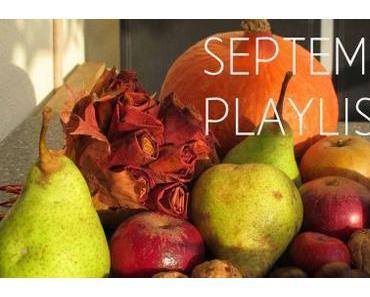 Playlist vom September 2017 mit: Aldous Harding, Josin, The Surfing Magazins und mehr