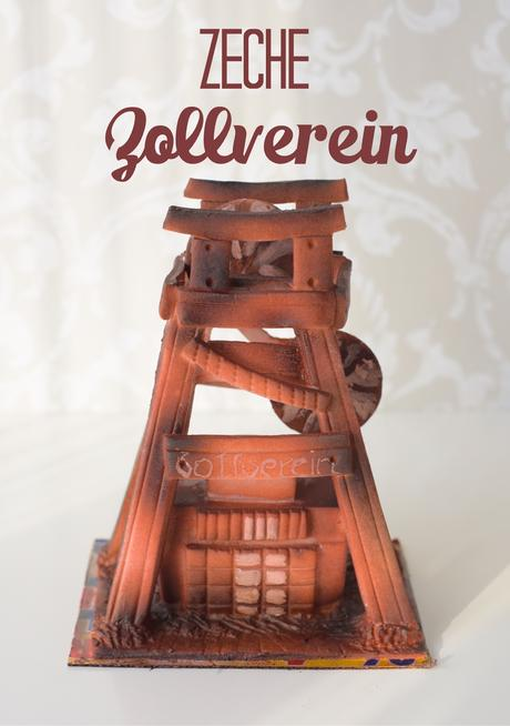 Zeche Zollverein - cake topper