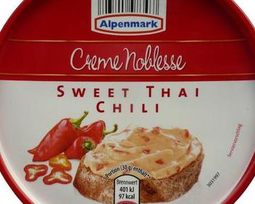 ALDI - Alpenmark Creme Noblesse Sweet Thai Chili