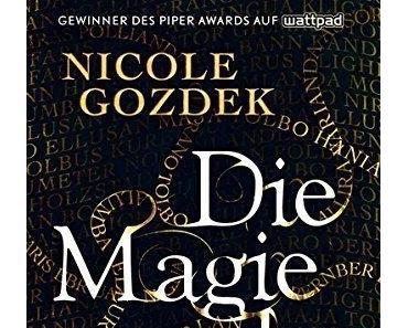 {Rezension} Die Magie der Namen von Nicole Gozdek