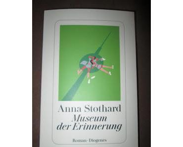 Der Gewinner der Verlosung zu Museum der Erinnerung von Anna Stothard