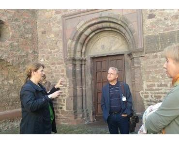 Von SchUM erzählen: Museumsfachleute diskutierten, wie das jüdische Erbe der Städte Speyer, Worms und Mainz in Zukunft vermittelt werden soll