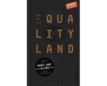 Marc-Uwe Kling: Quality Land