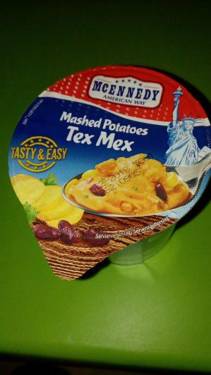 McEnnedy American Way – Mashed Potatoes Tex Mex