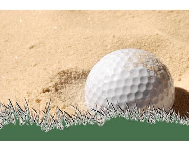 Der Golfplatz und seine Ecken