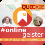 #Onlinegeister-Podcast-Cover-Quickie