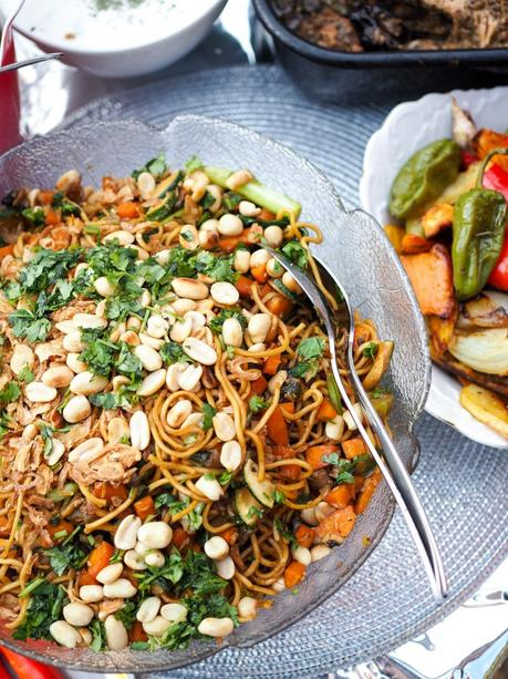 Simple Mie Goreng Recipe