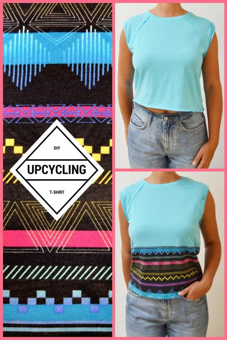 8 DIY Fashion Upcycling Ideen
