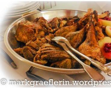 Martinsgans – Essen im Markgräflerland