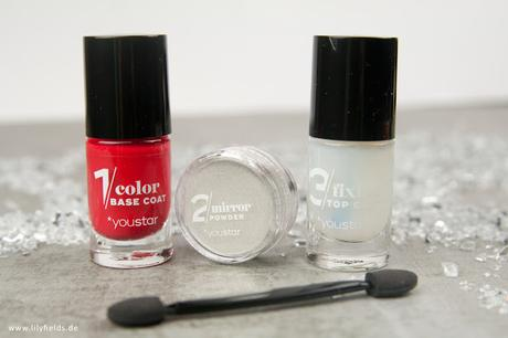 Youstar Ultimate Chrome Nails