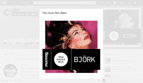 Mixmag: Björk – The Cover Mix