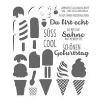 Eis, Eis, Baby! Photopolymer Stamp Set