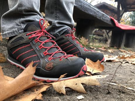 Outdoor and the City: Hanwag Makra Urban Schuhe im Test