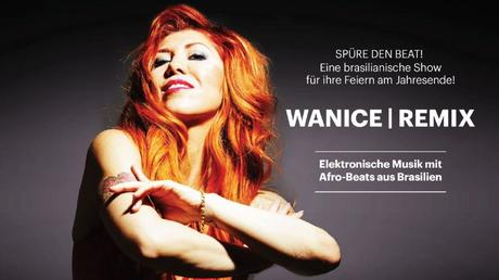 WANICE | REMIX – ELECTRO MUSIC WITH BEATS FROM BRAZIL