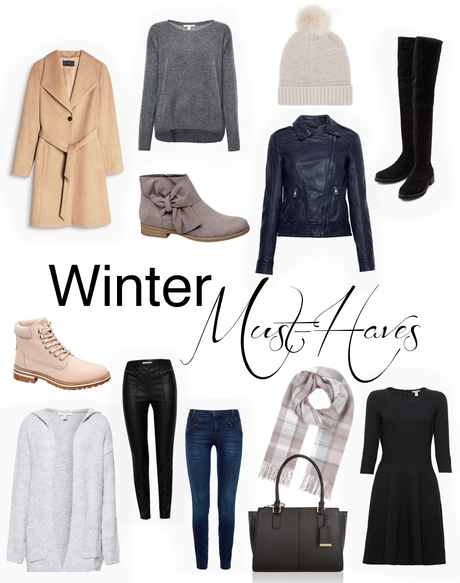Wardrobe Essentials – Winter Must-Haves