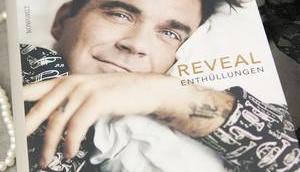 Buchvorstellung Reveal Robbie Williams