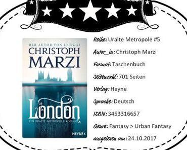Christoph Marzi – London