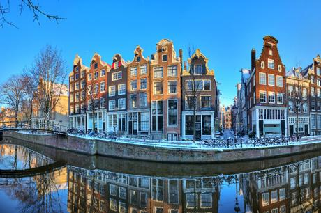 Winter in Amsterdam