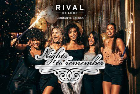 Rossmann News: Nights to remember – die neue limitierte Edition von Rival de Loop