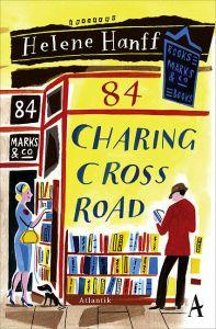 84, Charing Cross Road von Helene Hanf #Rezension