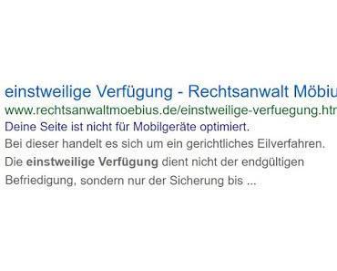 Abmahnung.org und Fachanwalt.de