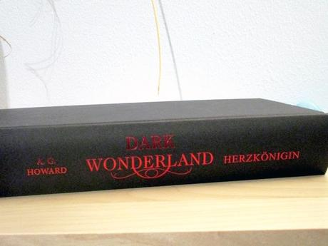 Dark Wonderland - Herzkönigin von A.G. Howard