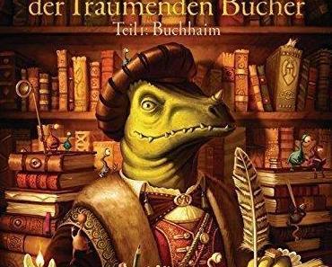 {Rezension} Die Stadt der Träumenden Bücher – Teil 1: Buchhaim (Graphic Novel) von Walter Moers und Florian Biege