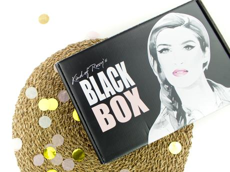 Kind of Rosy's BLACK BOX #GIVINGISTHENEWBLACK | Unboxing