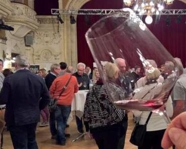 Linzer Weinherbst 2017 – tolle Weinverkostung in Linz