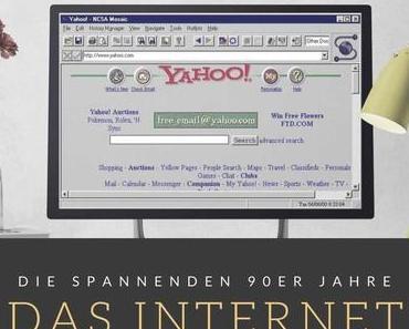 Als das Internet laufen lernte – Die spannenden 90er Jahre