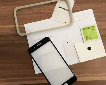 GLAZ – Displayschutz für dein Smartphone